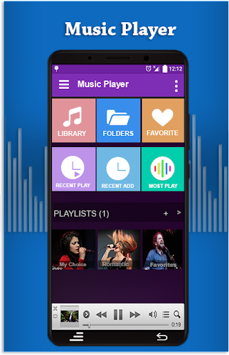 Audio Play Music & Dub Player Free Mp3 1.1.3 screenshots 1