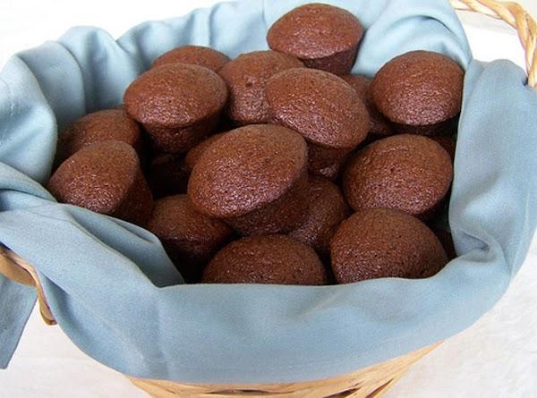 Gingerbread Mini-muffins (jason's Deli Copy Cat ) Recipe