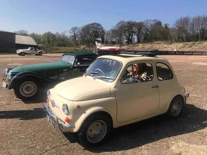 Fiat 500 Hire Tonbridge