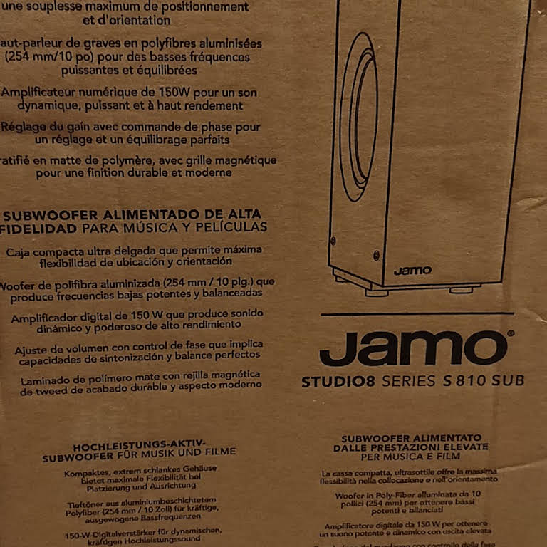 Klipsch & Jamo Speakers Showroom - Home Theatre Shop in Mumbai