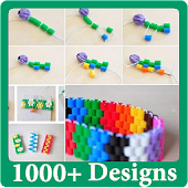 DIY Bracelets Ideas Steps