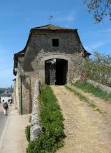Photo: Arrivée à Aumont-Aubrac (1050 m) (département de la Lozère, région Languedoc-Roussillon)
