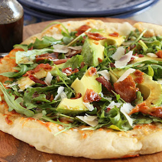 Balsamic Vinaigrette Pizza Recipes