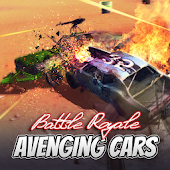 Avenging Cars Battle Royale Android APK Download Free By Wild West Games