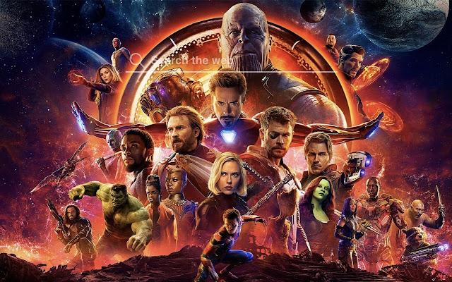 Avengers Endgame Movie Wallpapers Theme