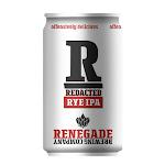 Renegade Redacted Rye IPA