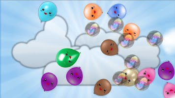 Screenshot of Baby Balloons