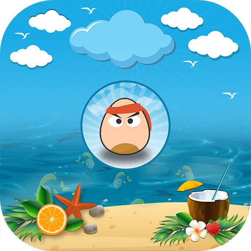 Ninja Egg Jumping Adventure Android APK Download Free By SA Apps - Have It Your Way