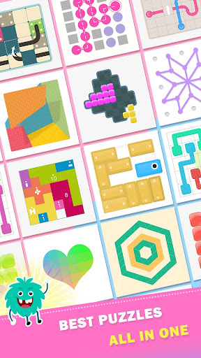 Puzzledom - classic puzzles all in one 7.3.1 Screenshots 1