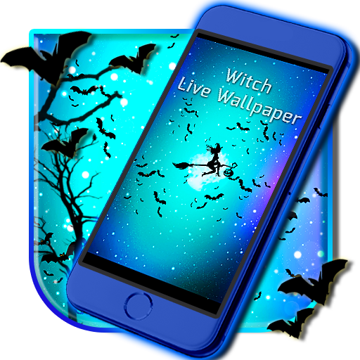 Witch Live Wallpaper