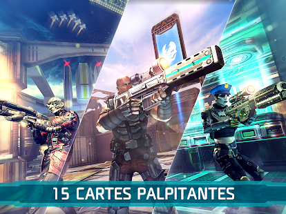SHADOWGUN: DEADZONE Capture d'écran