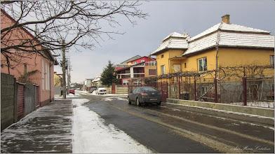 Photo: Turda - Str. Primaverii, intersectie cu Str. teilor   - 2019.01.09