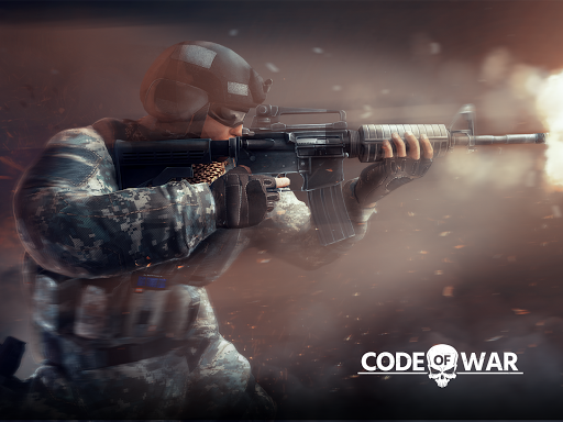 Code of War: Shooter Online astuce APK MOD capture d'écran 1