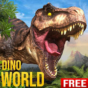 Dino World: Wild Attack