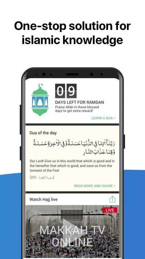 Athan: Prayer Times, Azan, Quran & Qibla Finder Screenshot 5