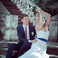Wedding photographer Viktoriya Yashina (ViktoriYashina). Photo of 25.08.2014