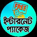 ফ্রি ইন্টারনেট প্যাকেজ FreeNet icon