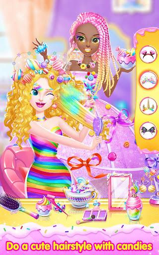 Sweet Princess Candy Makeup 1.0.6 screenshots 8