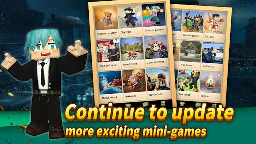 Blockman GO : Multiplayer Games 1.4.6 screenshots 8