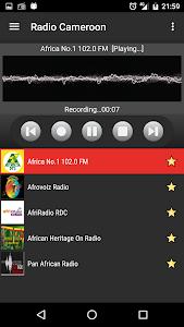 RADIO CAMEROON screenshot 4