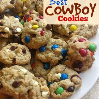 Best Cowboy Cookies
