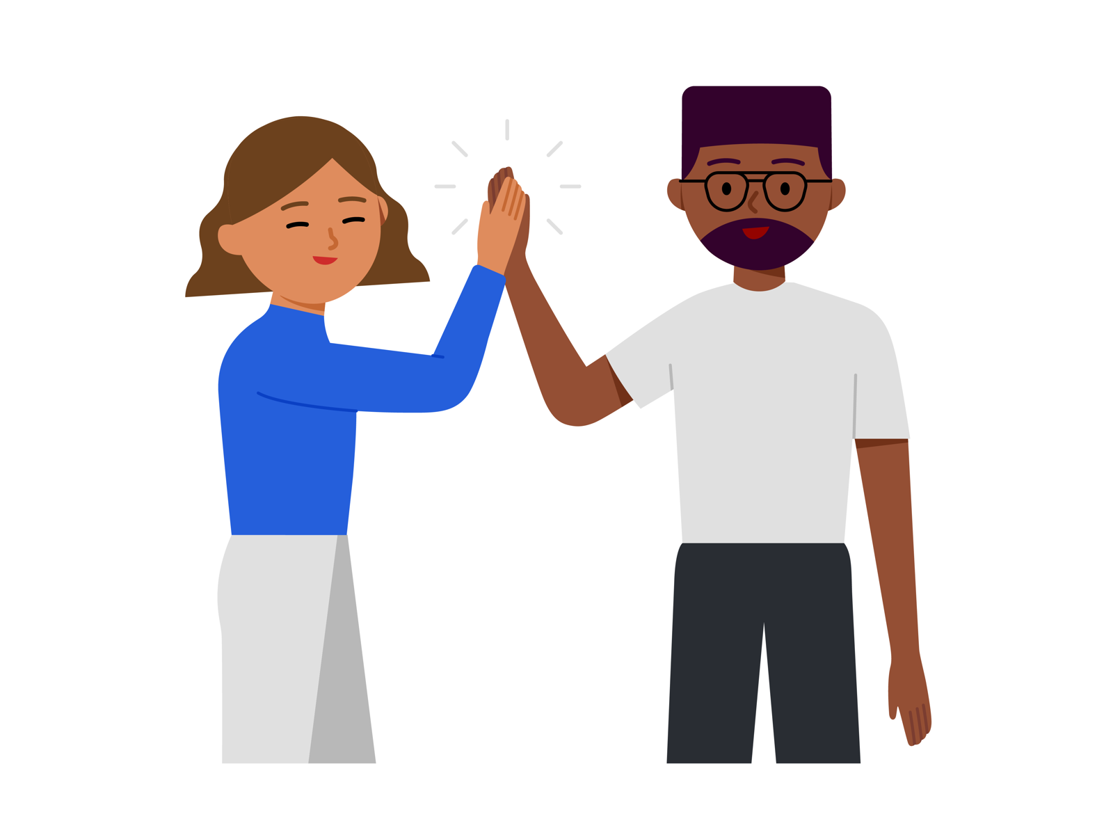 Partners hero illustration