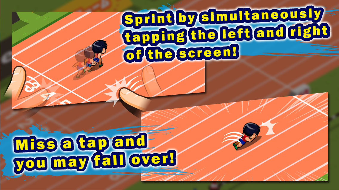Track Sprinter- screenshot