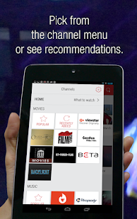 Flipps TV - Movies, Music & TV - screenshot thumbnail