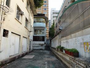 Photo: An alley way near the Bird Garden