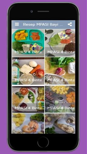 Download Resep Mpasi Bayi 6 Bulan 4 Bintang 2020 Free For Android Resep Mpasi Bayi 6 Bulan 4 Bintang 2020 Apk Download Steprimo Com