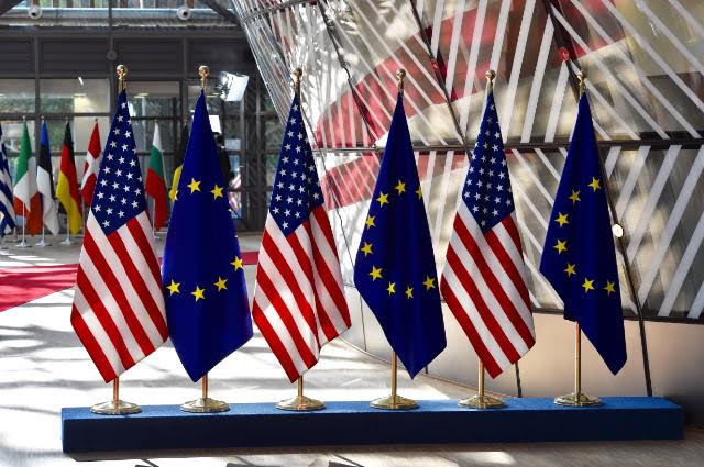 EU-US - © European Union , 2017 / Source: EC - Audiovisual Service / Photo: Mauro Bottaro