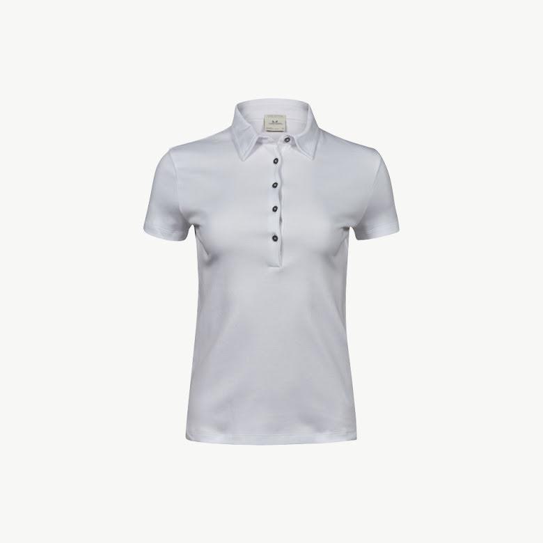 Ladies Pima Cotton Polo