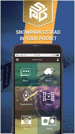 Snowpark Gstaad