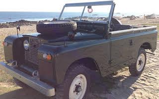 Land Rover Serie 2 Rent Braga