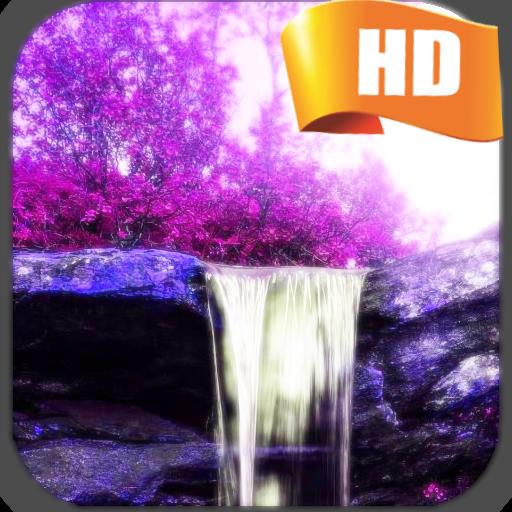 素晴らしい滝の壁紙 個人化 App LOGO-硬是要APP