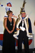Photo: De Dwarsliggers, Oosterbeek Z D H Prins Marinus de Eerste en Hofdame Jacqueline