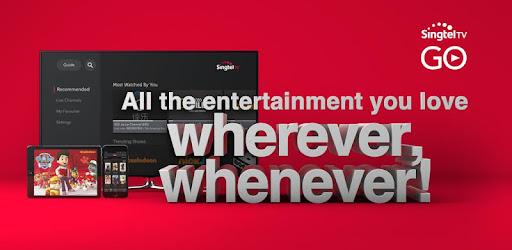 Singtel TV GO - Apps on Google Play