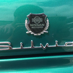 シルビア S14 後期 K'sのエンブレムのカスタム事例画像 錆びルビアさんさんの2018年08月21日09:15の投稿