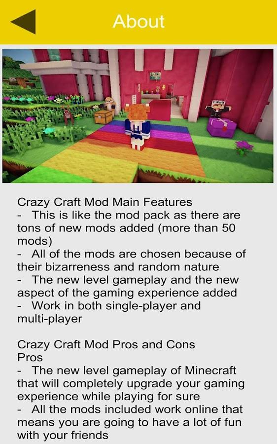 Crazy Craft Ultimate Apk