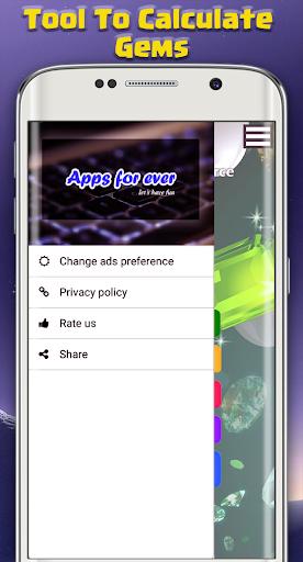 Gems calc tool 1.9.0 screenshots 8