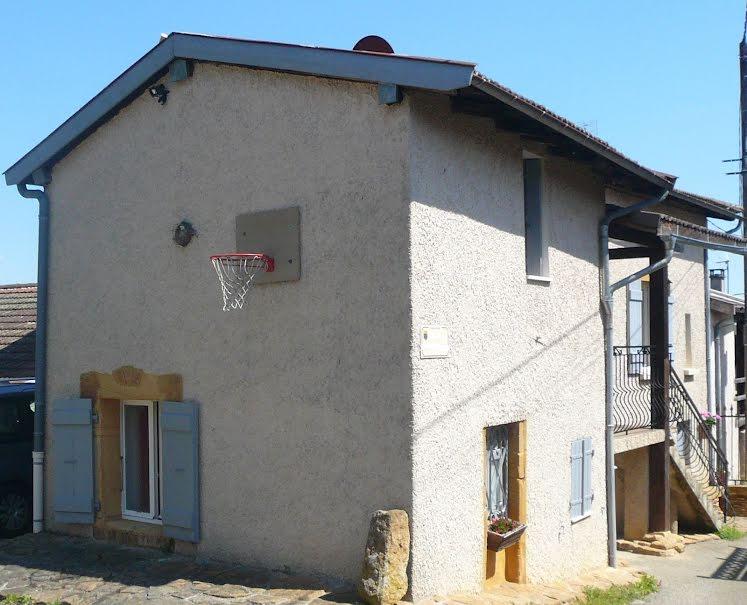 Vente maison 6 pièces 90 m² à Saint-verand (69620), 230 000 €