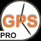 Fahrtenbuch GPS-Zeiterfassung PRO  GPSTracker icon