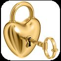 Golden Lock icon