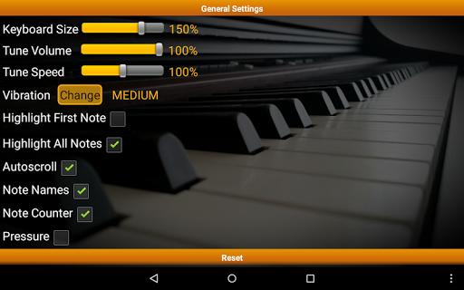 Piano Melody Free Bug screenshots 18