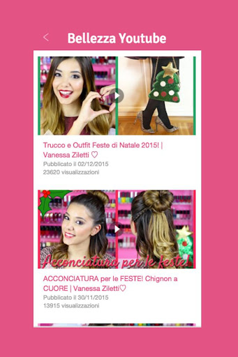Bellezza YouTube