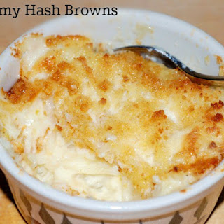 Creamy Hash Browns