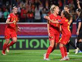 Belgian Red Flames hebben geen kind aan Kroatië en beginnen weg naar EK met klinkende overwinning