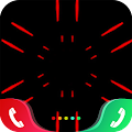 Shimmering In The Dark Caller Screen APK
