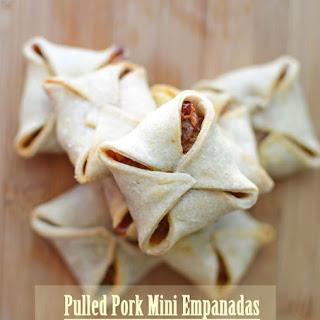 Mini Pulled Pork Empanadas