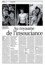 Photo: LE MONDE JEUNESSE DANOISE / DANISH YOUTH - sept. 2008. © photo-reportage by jean-marie babonneau all rights reserved www.betterworldinc.org